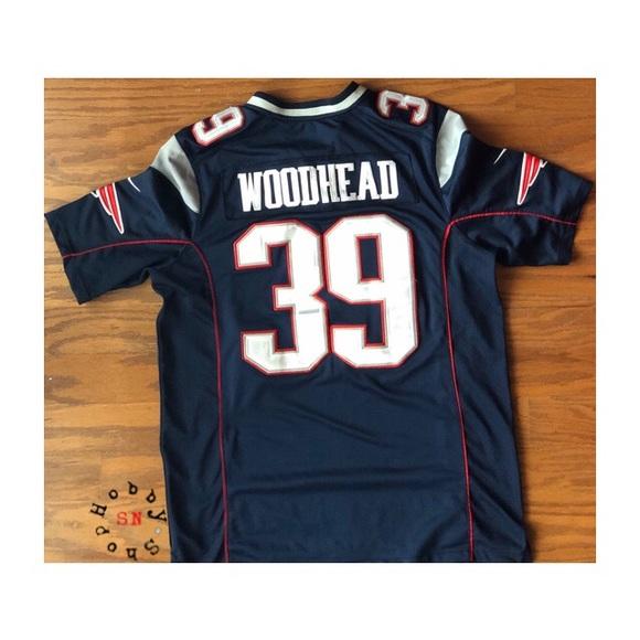 Danny Woodhead New England Patriots jersey
